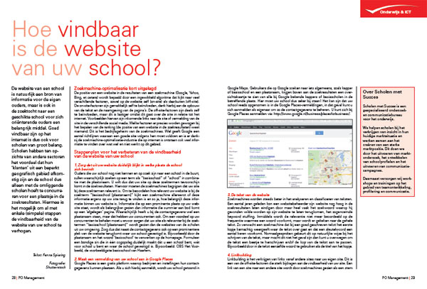 PO-management-vindbaarheid-website